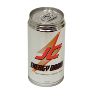 JC Energy Drink 180 ml.